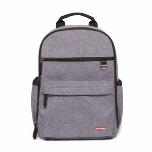 Plecak Duo Signature Heather Grey