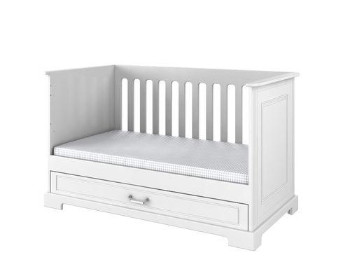 Ines white cot bed sofa 70x140.jpg